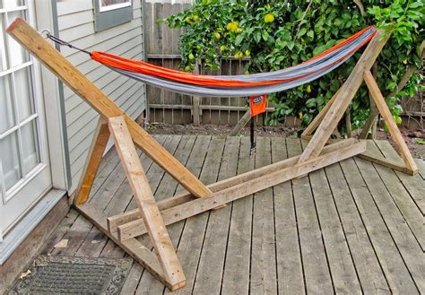 Diy Hammock Stands by Diy Hammock Stand Pictures Of Diy Hammock And Diy And
