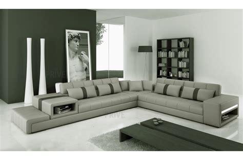 canapé d angle 7 places cuir canapé d angle en cuir 6 7 places noel 2017