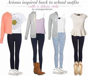 Ariana Grande Inspired Back to School Outfits | tumblr ...