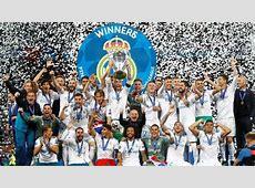 Menang Liga Champions, Kocek Real Madrid Tambah Rp 1,49 T