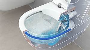 Villeroy Boch De : directflush toilet zonder spoelrand villeroy boch youtube ~ Yasmunasinghe.com Haus und Dekorationen