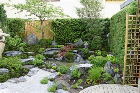 Japanischer Garten Rindenmulch by Kleiner Garten Ganz Moos Gro 223 Asian Garden Hanover