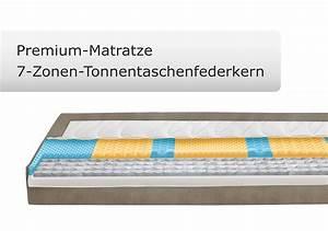 Matratze Für Seitenschläfer : so bauen sie ihr normales bett zu einem boxspringbett um ~ Whattoseeinmadrid.com Haus und Dekorationen