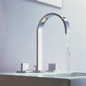 german kitchen faucets dornbracht 39 s sleek mem faucet a flat spout fancy
