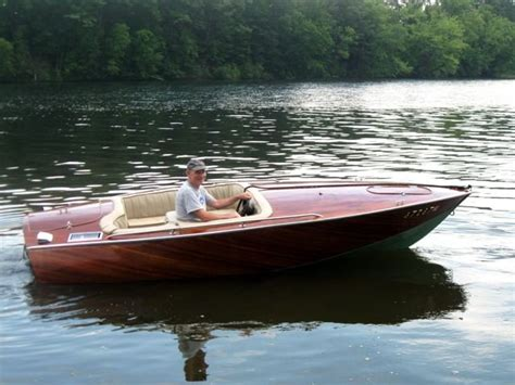 wooden boat plans inboard  woodworking