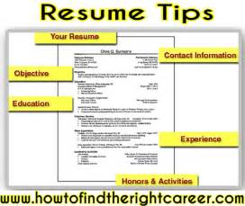 How To Write A Resume Tips by Update 8824 Resume Font Size Tips Sle Resumes