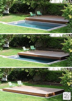 security sliding deck pool cover walter piscine pool