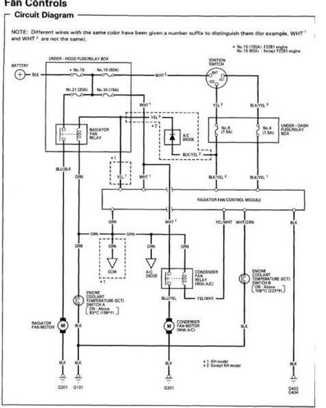 Honda Accord Wiring Diagram Download Auto