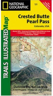 National Geographic Ti00000131 Map Of Crested Buttepearl
