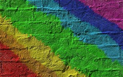 Wall Wallpapers Colors Colorful Brick 1080p Cool
