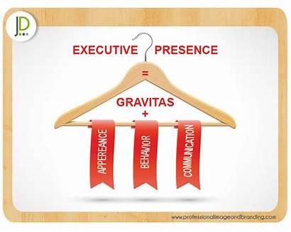 Executive Presence Gravitas Appearance Leader Communication Branding