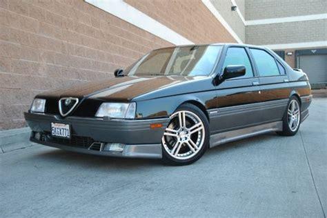 1995 Alfa Romeo 164 by 1995 Alfa Romeo 164 Photos Informations Articles