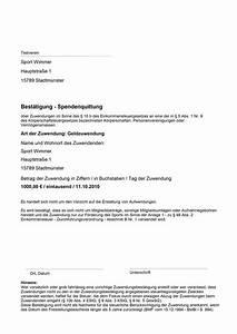 Rechnung Gemeinnütziger Verein Muster : spendenkonto er ffnen einrichten privat verein voraussetzungen ~ Themetempest.com Abrechnung