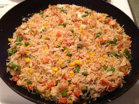 Fried Rice Recipe In Bangla Font