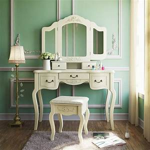 Vintage, Vanity, History, How, It, Became, The, Modern, Makeup, Table