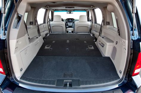 2014 Honda Pilot Reviews And Rating