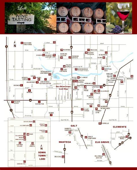 wine trail map