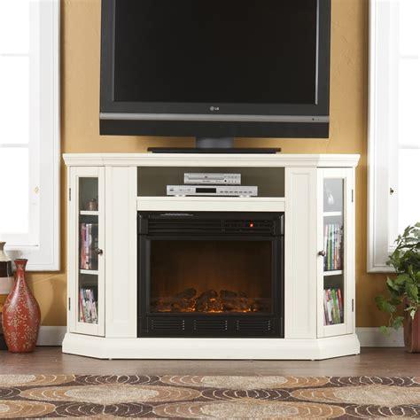 electric fireplace tv stand costco corner electric fireplaces corner fireplace