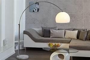 Designer Stehlampen Holz : moderne stehlampe bogen ~ Indierocktalk.com Haus und Dekorationen