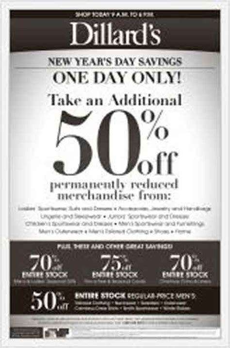 printable coupons for dillard's department store