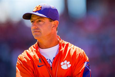 43+ Head Coach For Clemson  Pictures