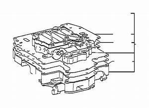 Toyota Matrix Valve  Manual  Atm  Transmission  Driveline