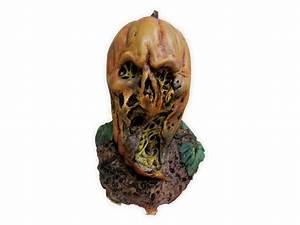Visage Citrouille Halloween : masque halloween 39 visage de la citrouille pourrie 39 ~ Nature-et-papiers.com Idées de Décoration