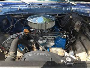 1978 F150 Ranger 4x4 Engine Bay Wire Hiding