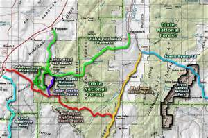 Lava Beds National Monument Camping by Markagunt High Plateau Scenic Byway Utah Scenic Byways