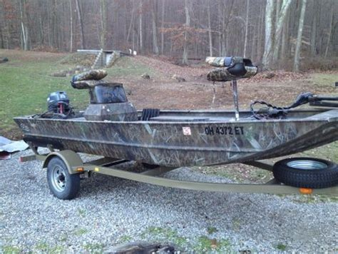 Aluminum Fishing Boat For Sale In Ohio by Boats For Sale In Ohio Boats For Sale By Owner In Ohio