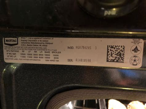troubleshooting maytag gas oven igniter doityourselfcom community forums