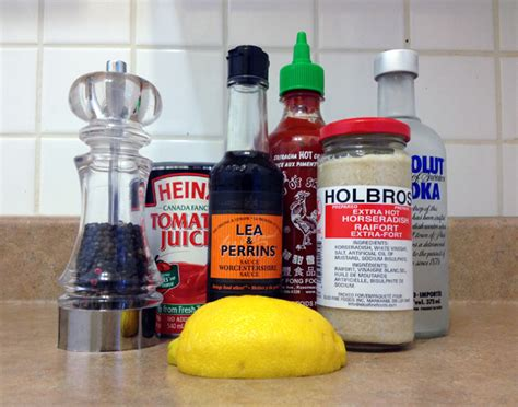 bloody ingredients get toasted the bloody mary essentials autostraddle