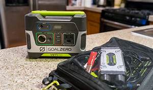 Vanlife Weekend With The Goal Zero Yeti 150 Portable Power Station