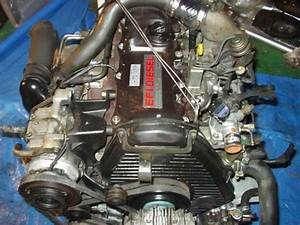 Japanese Used Engine And Spare Part  2l Efi Used Diesel