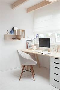 Mobilier De Bureau Ikea : le mobilier de bureau contemporain 59 photos inspirantes ~ Dode.kayakingforconservation.com Idées de Décoration