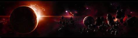 Hd Outer Space Pictures 3840x1080 Wallpaper Space Wallpapersafari Epic Car Wallpapers Pinterest Wallpaper Space