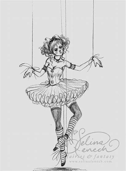 Marionette Creepy Sketches Google Drawings Pencil Drawing