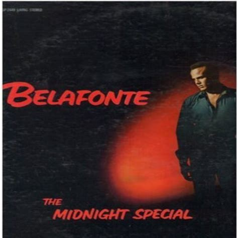 Michael Row The Boat Ashore Belafonte by Harry Belafonte The Midnight Special Records Lps Vinyl