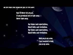 Starlight - Muse (Lyrics) - YouTube