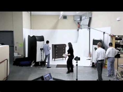 schneidermans furniture time lapse photo shoot youtube
