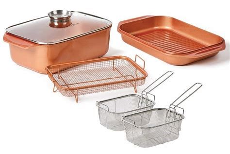 copper chef  cooker review multi cooker cookware set