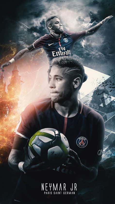 neymar jr psg wallpapers wallpaper cave
