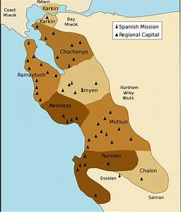A Brief History Of The Muwekma Ohlone People