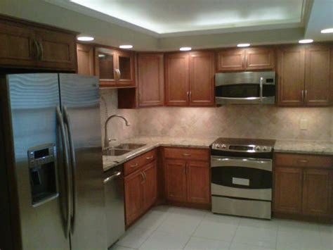 canned lights in kitchen donco designs is a pompano remodeling contractor 5112