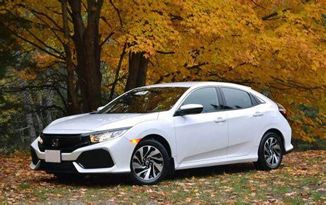 2019 Honda Civic Sedan Msrp Trunk Space Models