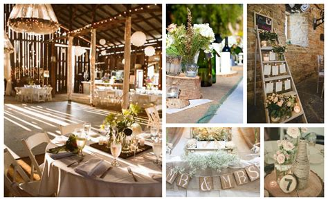 Awesome DIY Rustic Wedding Decorations That Will Warm Your