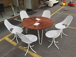 Gartenstühle Und Tisch : elastique vintage m bel furniture z rich schweiz 60s gartenst hle und tisch ~ Markanthonyermac.com Haus und Dekorationen