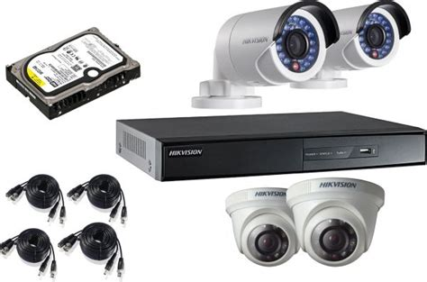 4 hd hikvision system with dvr review and buy in riyadh jeddah khobar and rest of