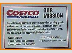 5+ costco mission statement Pay Statements