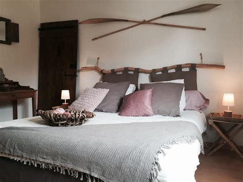 deco nature chambre déco de chambre nature et bois flotté passiparisienne